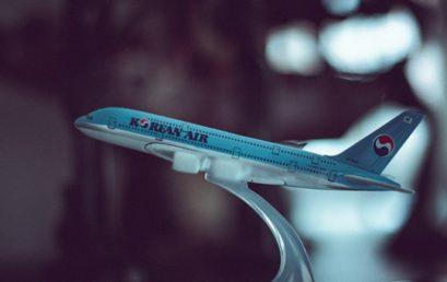 Información sobre vuelos de Korean Air con España